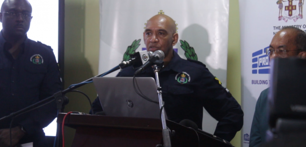 Commissioner of Police Tests Positive For COVID-19