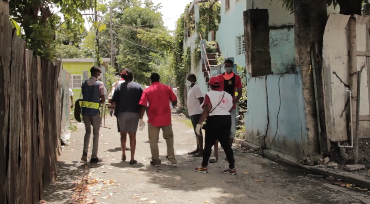 Contact Tracing and Community Surveillance Continues in St. Thomas