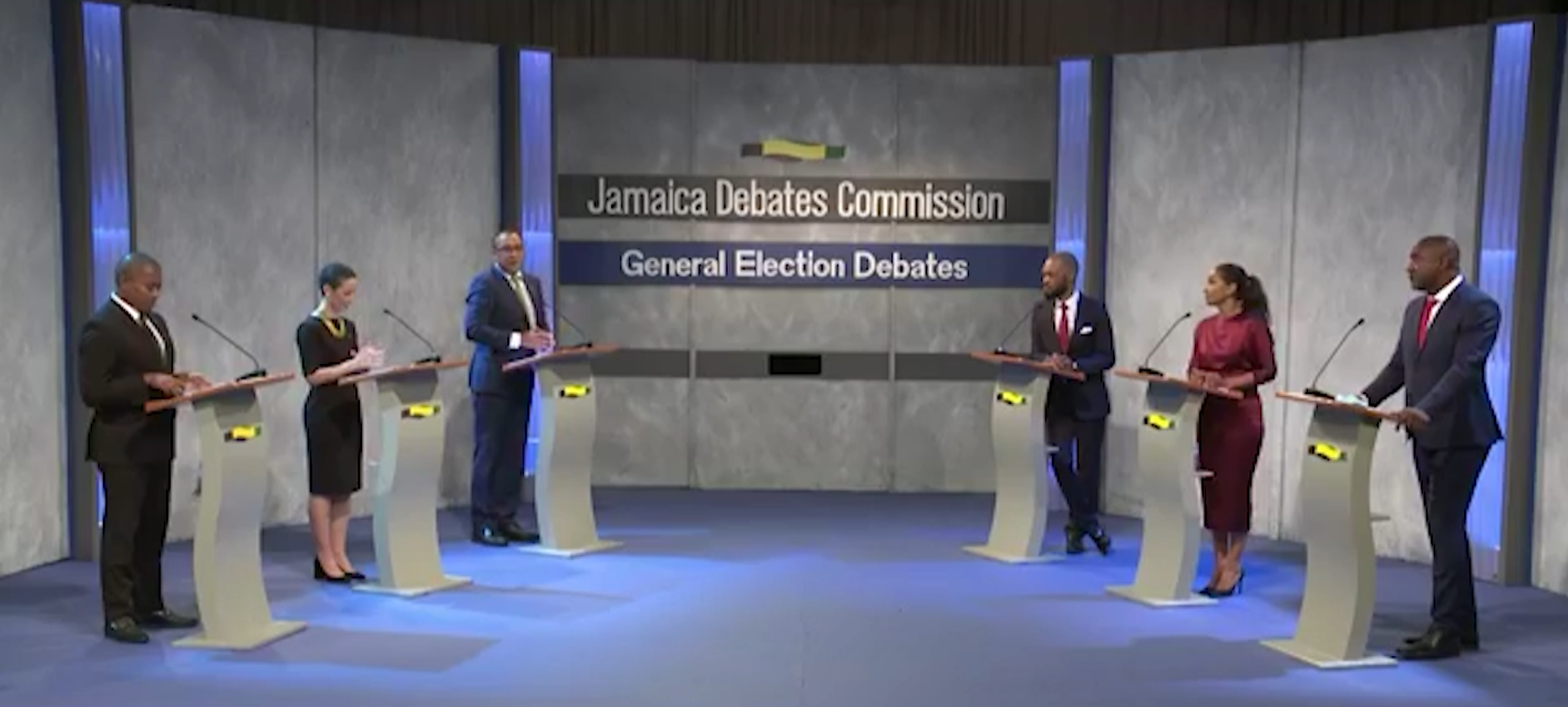 Election 2020: First Debate On Social Issues