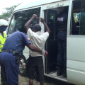 Police Operations in Clarendon Bearing Results