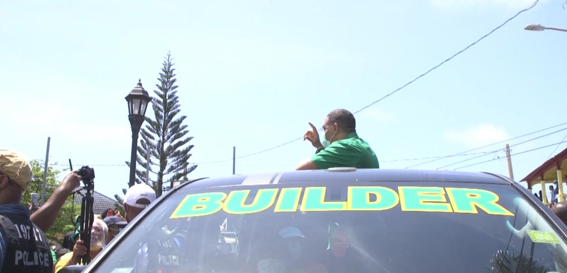 JLP Focused On 'Building Back Stronger'