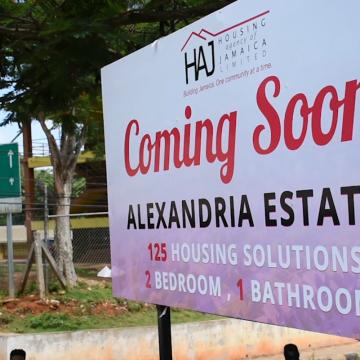 New Housing Solution in Alexandria, St. Ann