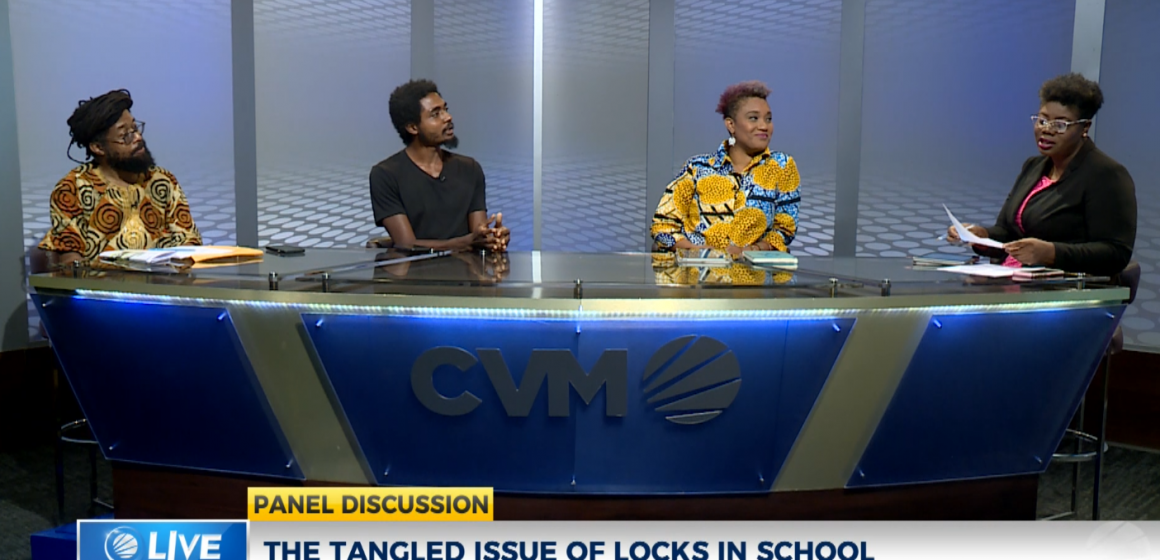 The Tangled Issue of Locks in Jamaican Schools