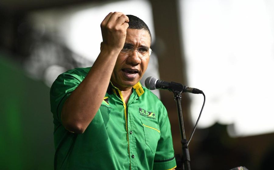 New JLP Campaign Song For General Election?