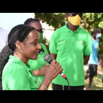 North East St. Ann: Marsha Smith To Rep. JLP