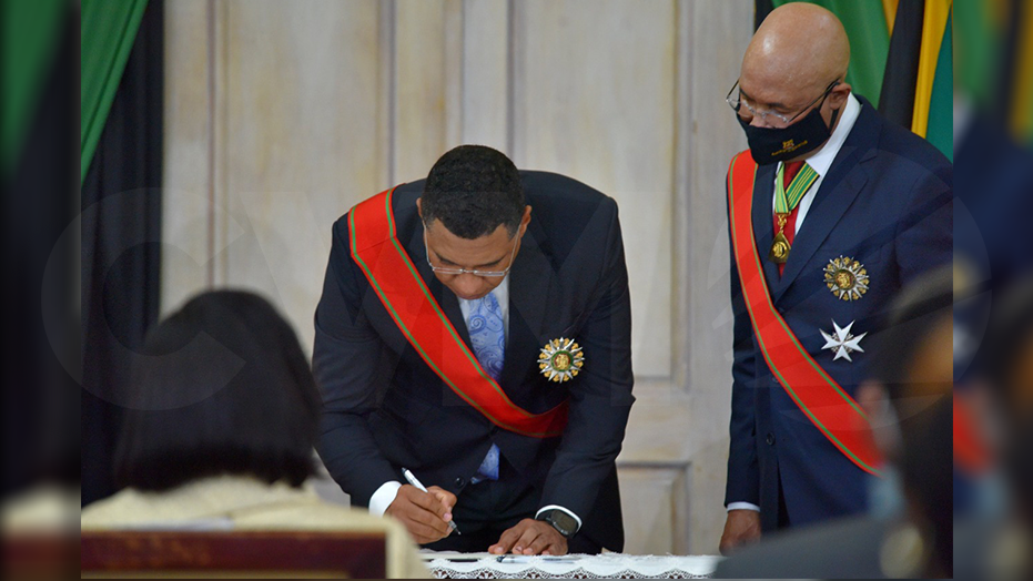 Andrew Holness Appointed Prime Minister of Jamaica