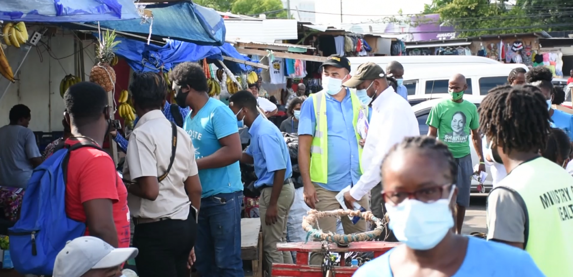 Dr. Tufton Says Jamaica is Handling the Covid-19 Crisis Better Than Expected