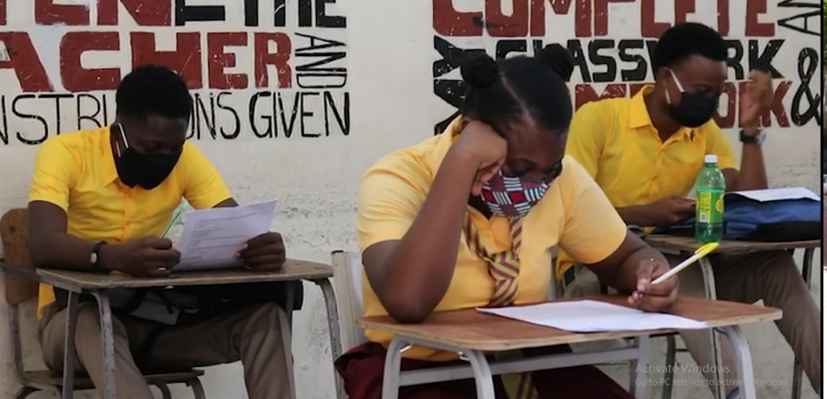 Students Rely On The Mercy Of Markers For CXC Results