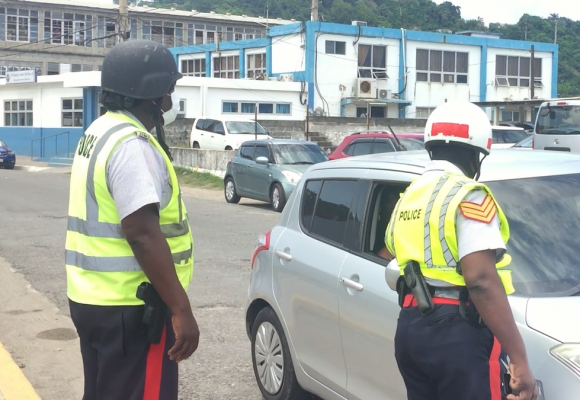 Electronic Ticketing Solution to Hold Motorist Accountable
