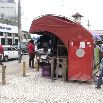 Vendors Asked To Pay Stall Fees Despite Forced Closure