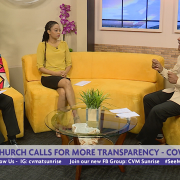 Church Calls For More Transparency about COVID-19 Protocols