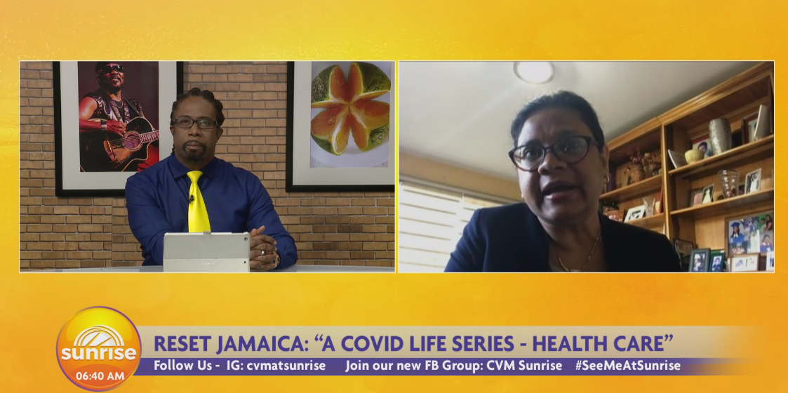 Jamaica's Health Care System with Chief Medical Officer