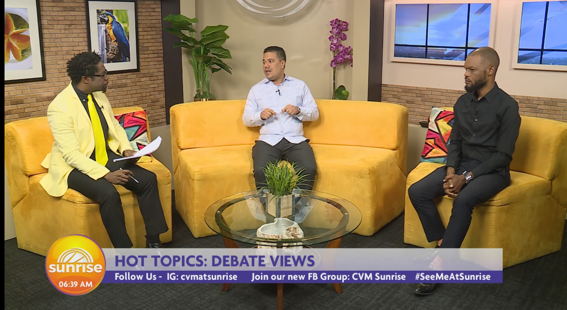 Hot Topics: Representatives from JLP & PNP debate their views