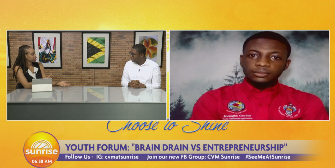 CVM At Sunrise: Brain Drain Vs Entrepreneurship
