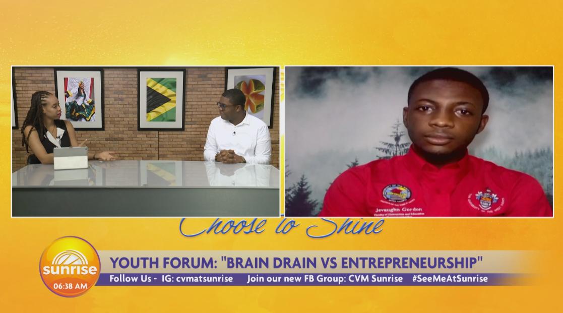 CVM At Sunrise: Brain Drain Vs Entrepreneurship