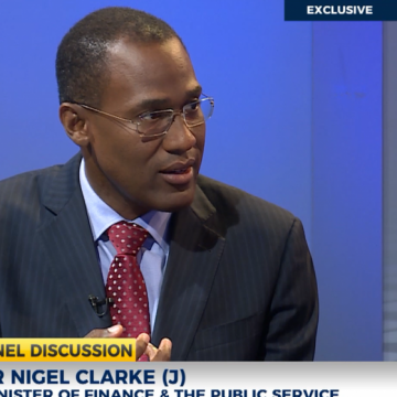 Exclusive Interview with Minister of Finance, Dr. Nigel Clarke