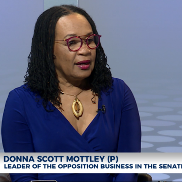 Opposition Tuesday w/ Donna Scott Mottley