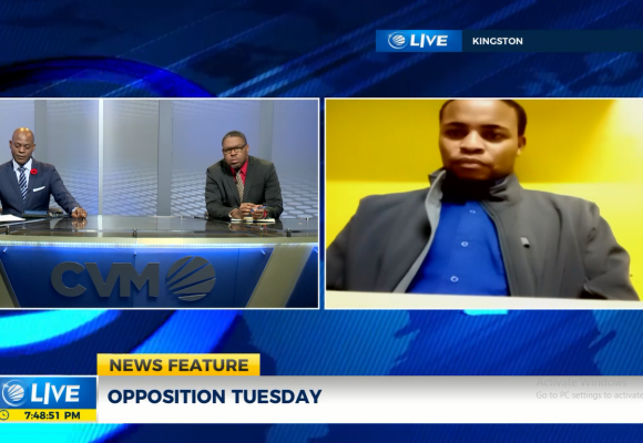 Opposition Tuesday w/ PNP YO Vice President