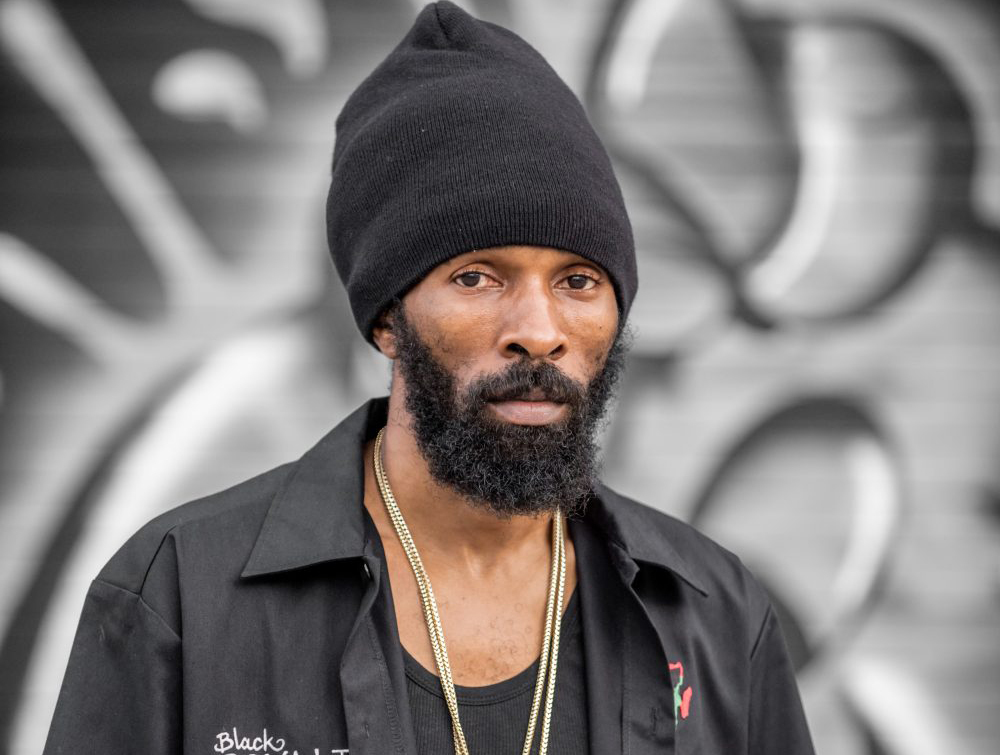 Spragga Benz Has Found His 'Journey Chosen'