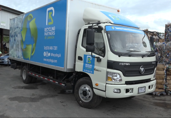 Recycling Partners Of Jamaica Has Plan For Greener Jamaica