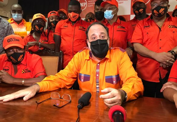 Mark Golding Duly Nominated For PNP Presidency Race