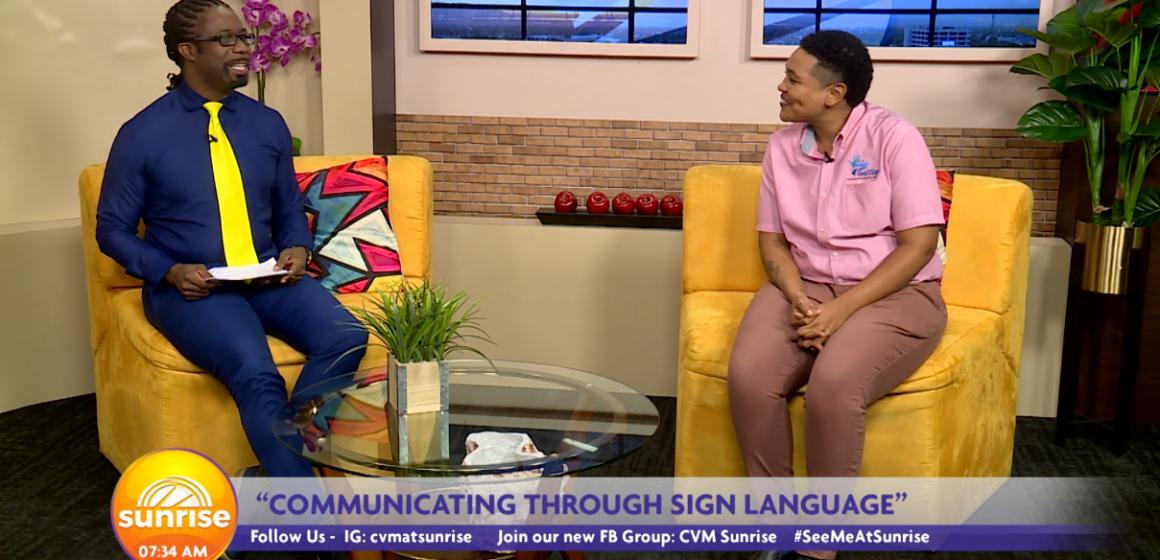 Communicating Through Sign Language