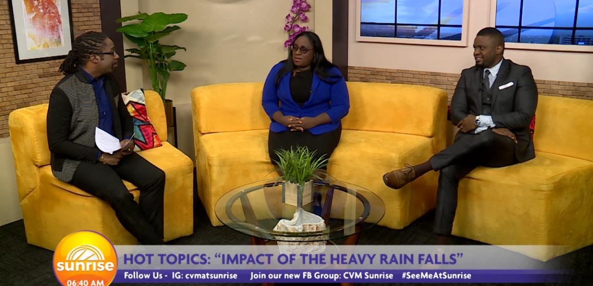 Hot Topics: Flooding, Damaged Roads, Etc