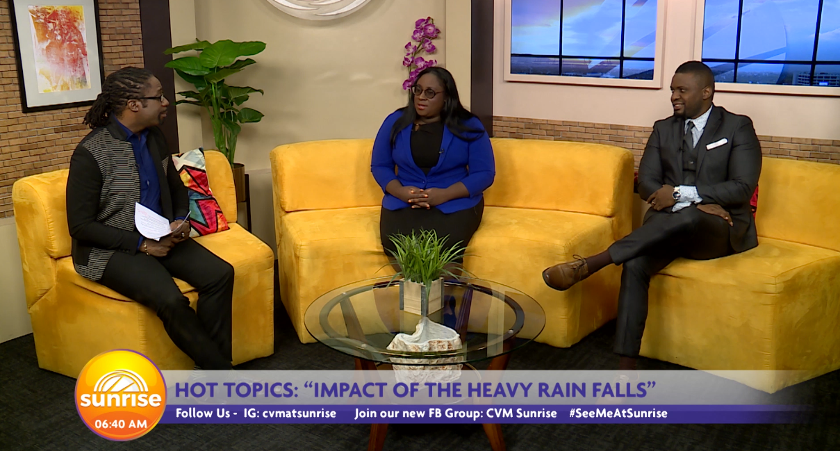 Hot Topics: Flooding, Damaged Roads, Etc