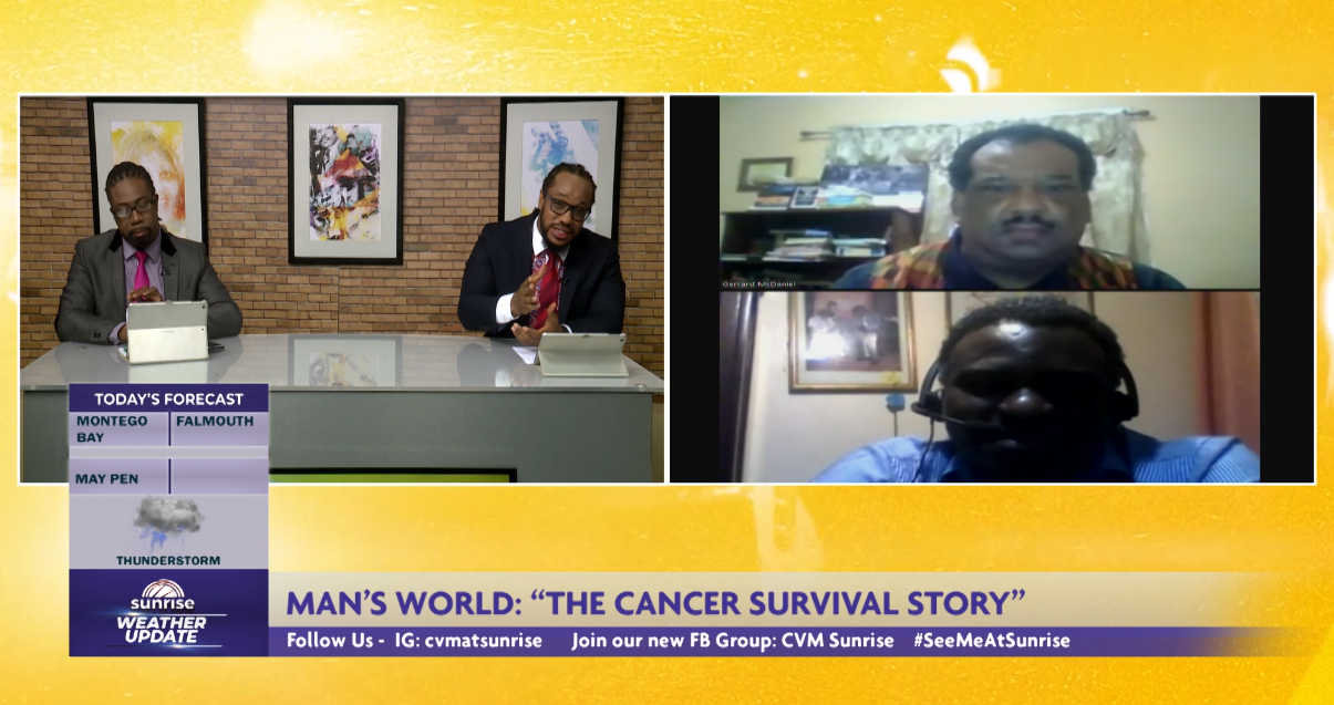 Surviving Prostate Cancer