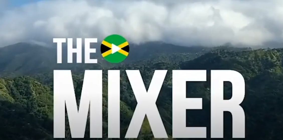 "The First Jamaican ""Mixer"""