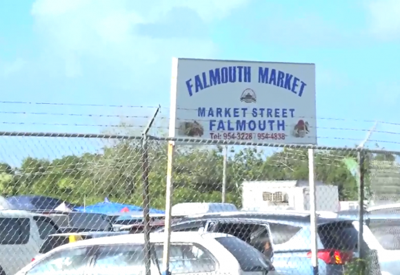 Falmouth 'Bend Down' Market Vendors Say Christmas Looks Bleak