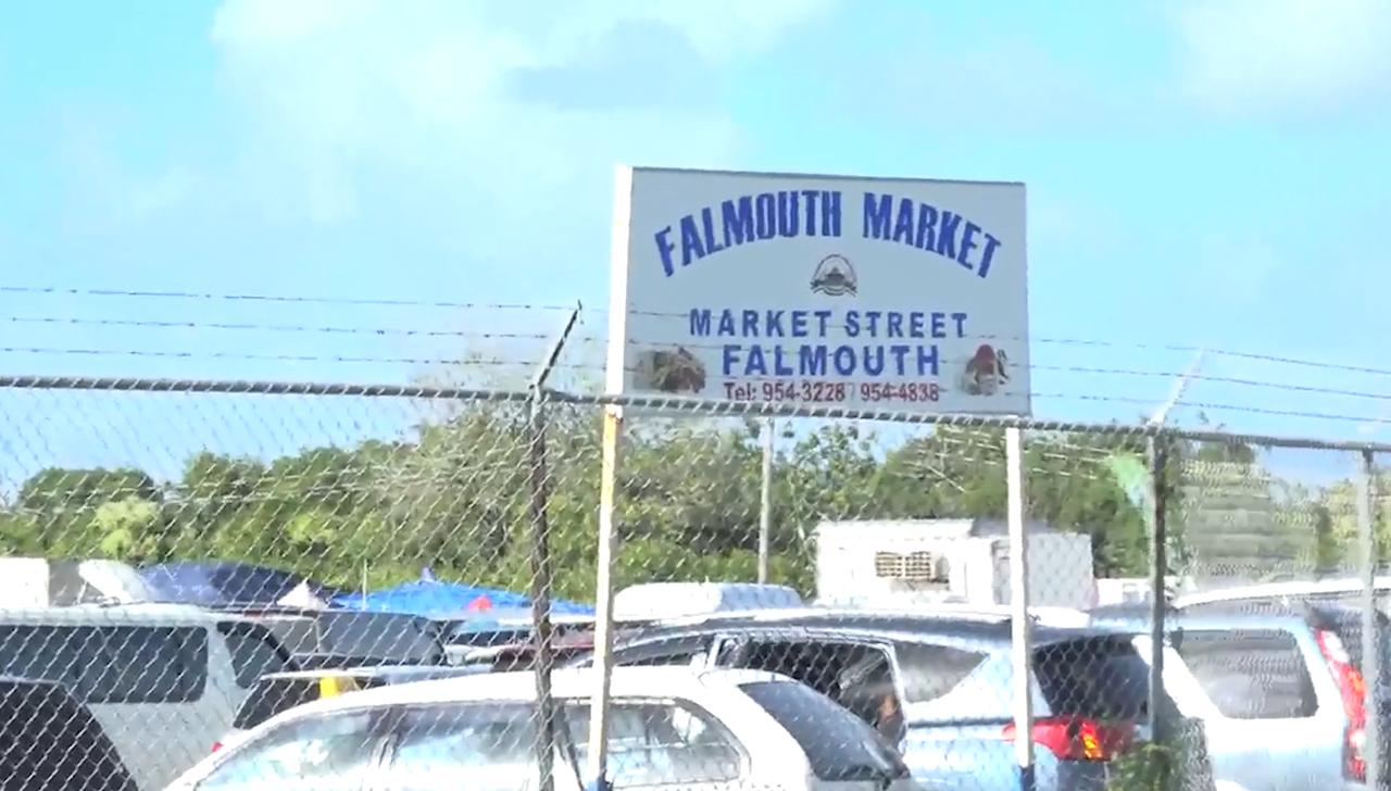 Falmouth 'Bend Down' Market Vendors Say Christmas Looks Bleak