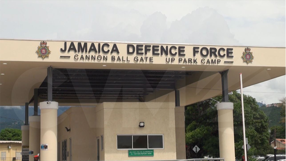 Soldiers In The National Reserve Booted From Camp