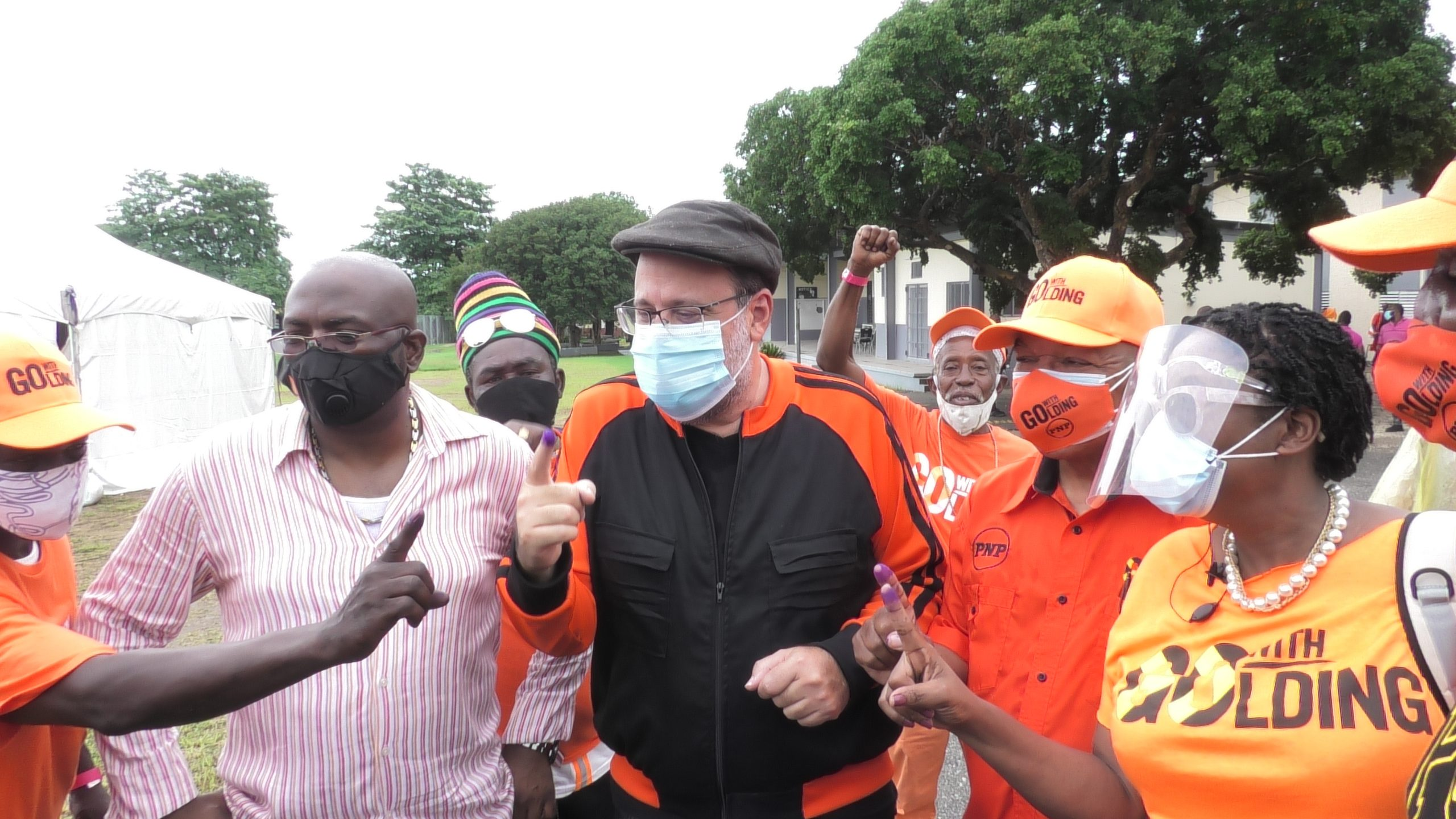 Mark Golding Claims Victory as PNP Leader