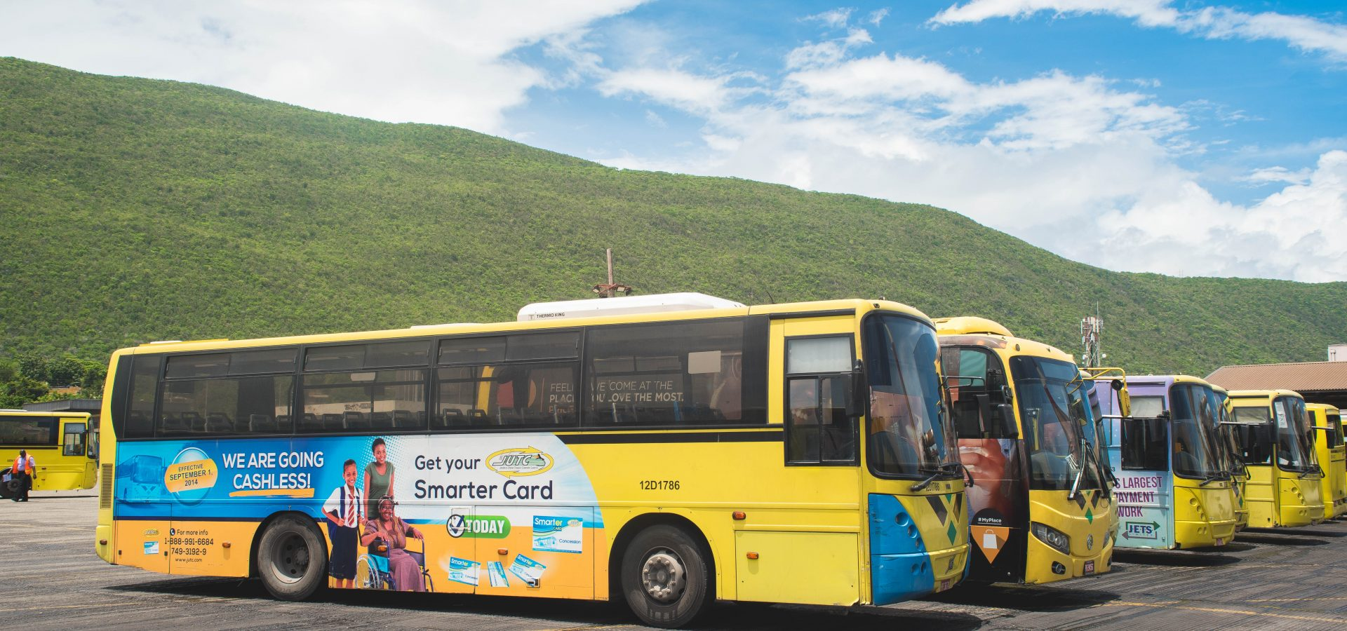 Bus cleaner dies