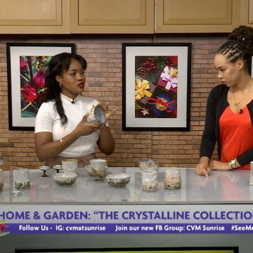 Crystalline Collection: Beautify Your Home With Unique Pieces