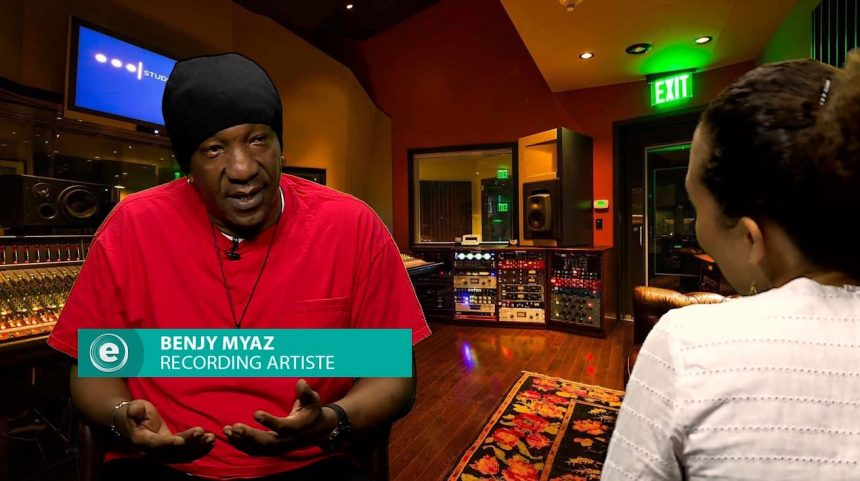 Benjy Myaz's Album Launch: Rootsy Rhapsody