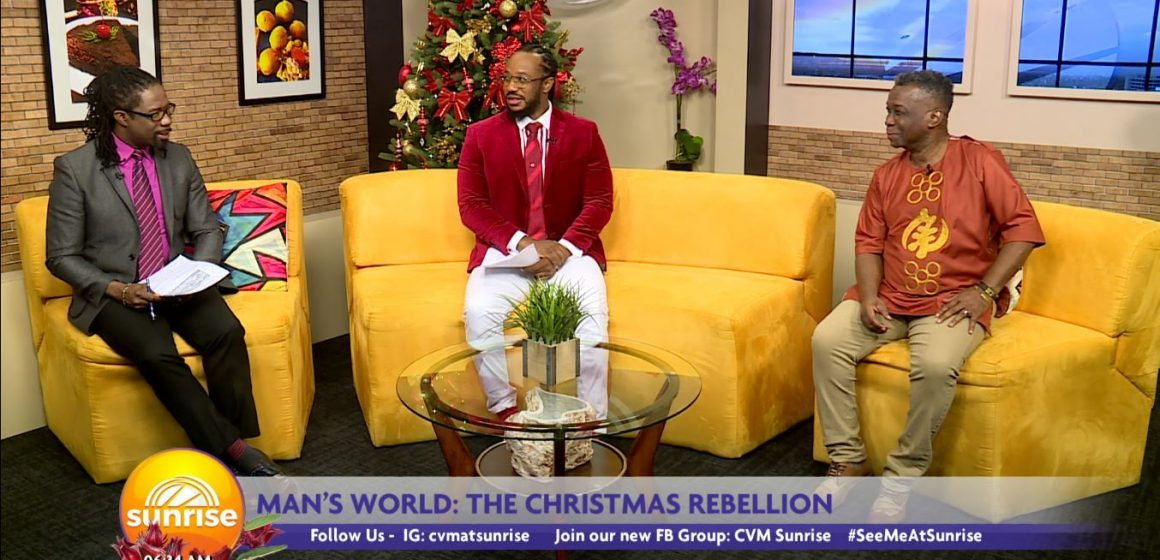 Christmas Rebellion: No More Slavery