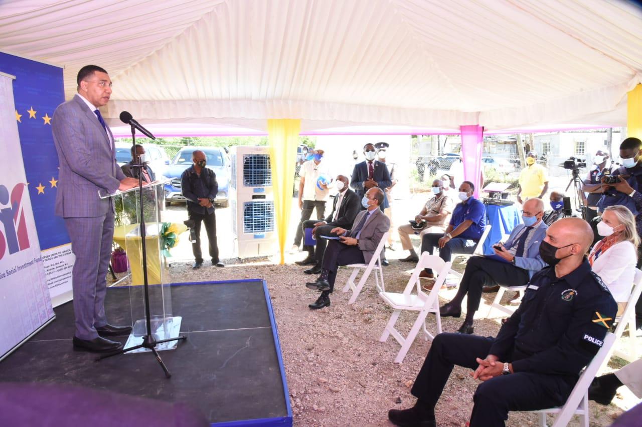 PM Says ZOSO Interventions Transformed Mount Salem