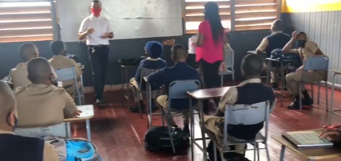 Boarding Schools In Rural Jamaica Resume Physical Learning