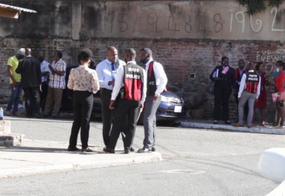 Homeless Community Still In Shock Following Murders