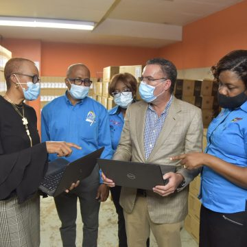 5000 Laptops For PATH Students Arrive