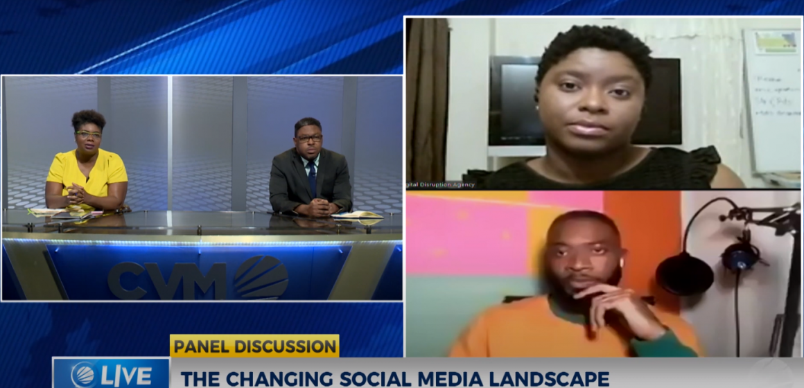 Panel Discussion: The Changing Social Media Landscape
