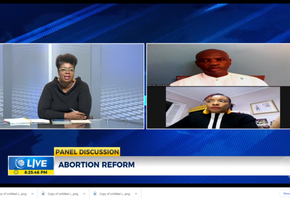 Abortion Debate Continues On Panel Discussion