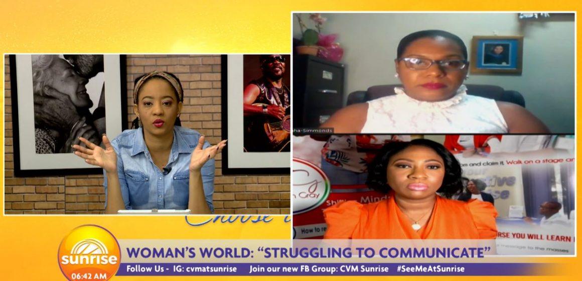 Women: Struggling to Communicate?