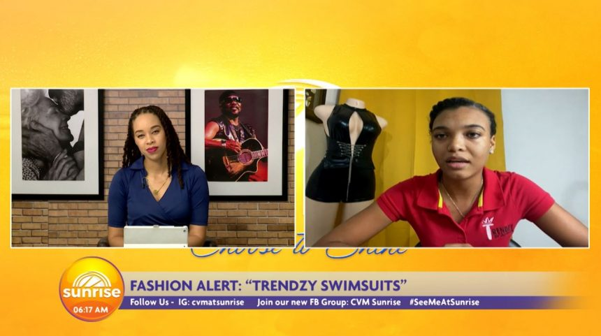 'Trendzy's Swimsuits': How did it all begin?