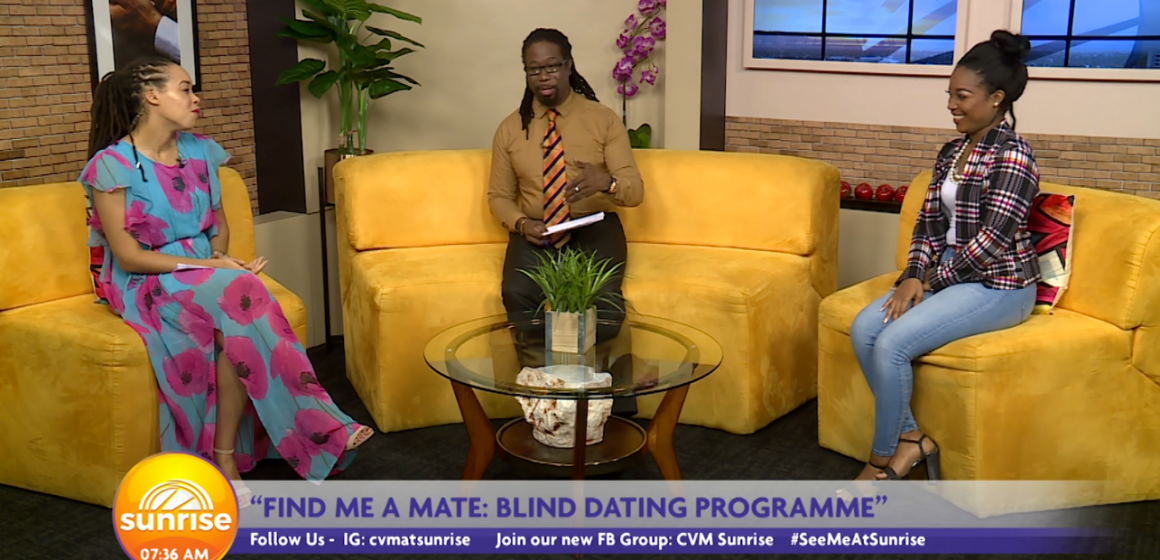 Find Me A Mate: Blind Dating Programme