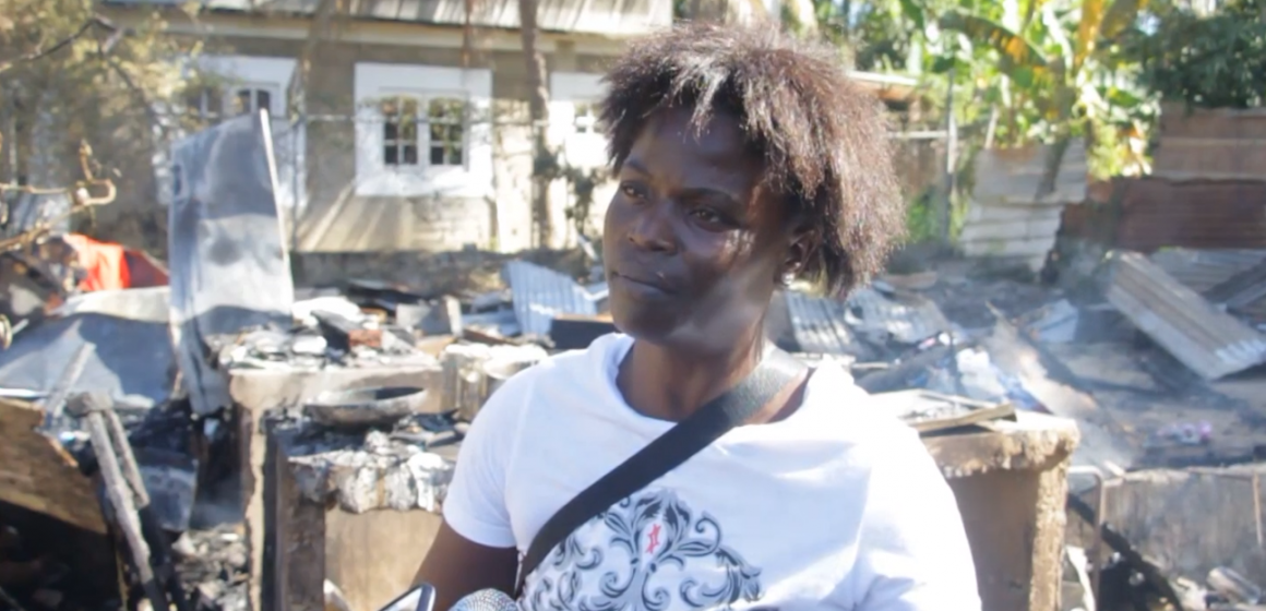 Fire Destroys Home of Eight in Lauriston, St. Catherine