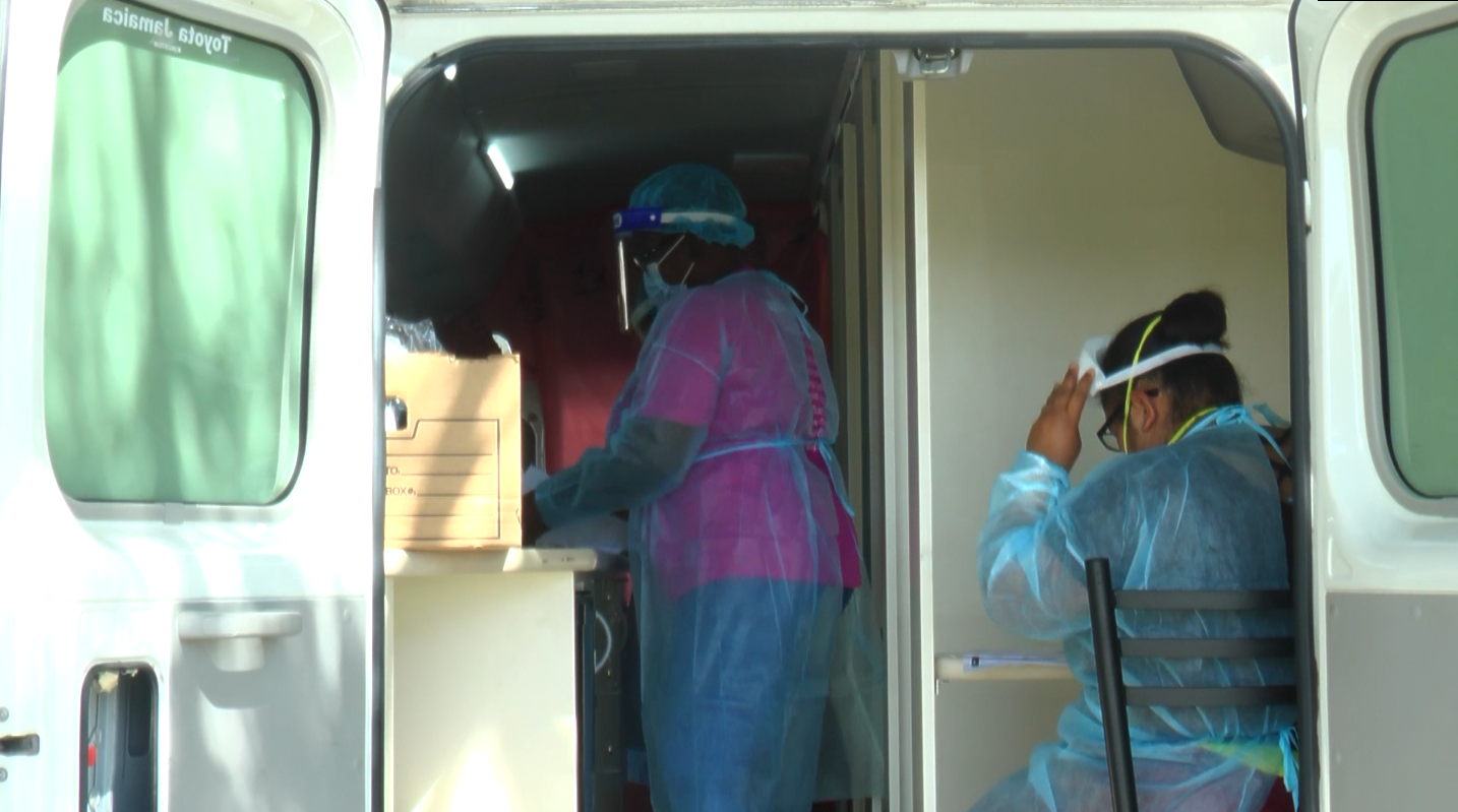 COVID-19: Hospitals In Jamaica Overwhelmed