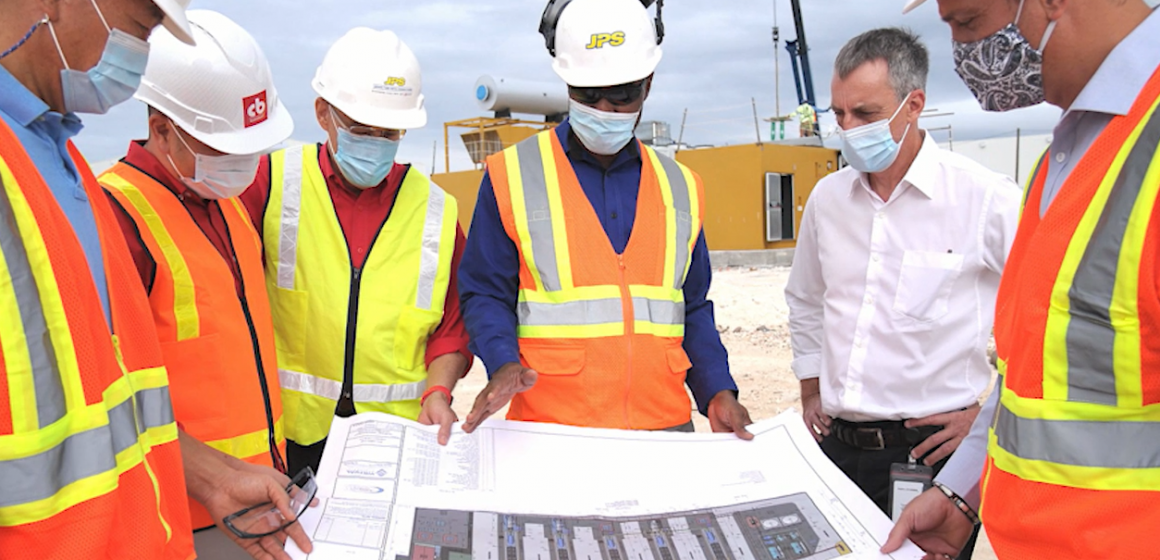 JPS and CB Group Collaborates on New Power Plant